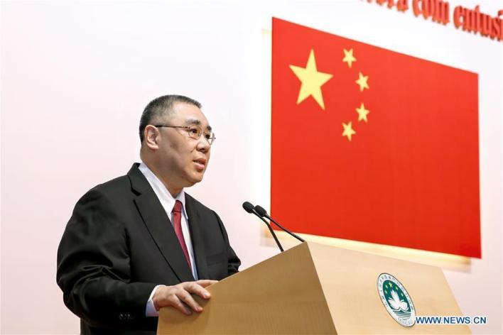CHINA-MACAO-CELEBRATION-RECEPTION (CN)