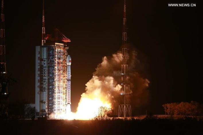 CHINA-SHANXI-HD OBSERVATION SATELLITE-LAUNCH (CN)