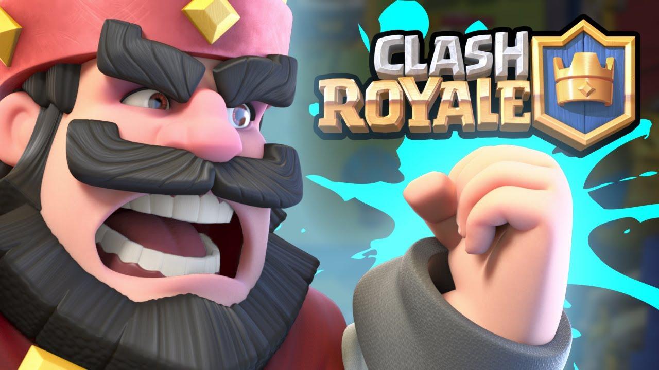 0cb8e6fd2 كلاش رويال : جلاشة المنجنيق | Clash Royale - بطيخة شــو