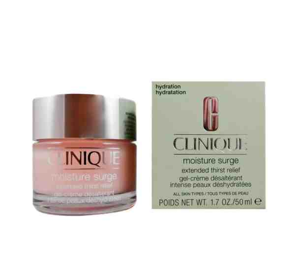 9763- CLINIQUE Moisture Surge Extended Thirst Relief (ALL SKIN TYPES) (50ml)