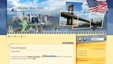 Calendar New York