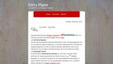 Dirty Plane