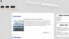 Stylify Minimal