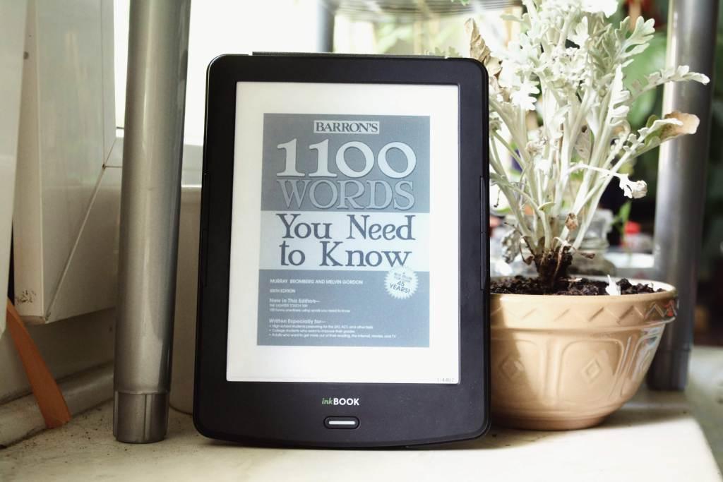 nauka angielskiego inaczej - 1100 words you need to know - bthegreat.pl