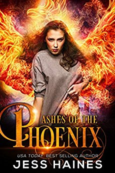 Ashes of the Phoenix cover