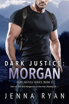 Dark Justice: Morgan cover