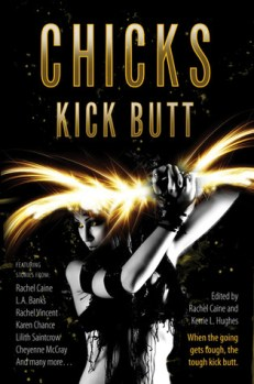 Chicks Kick Butt cover