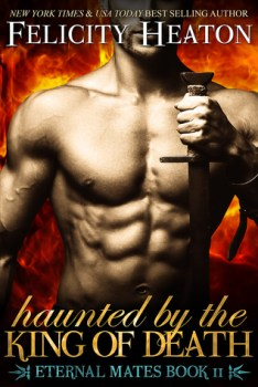 Book Cover Image for HAUNTED BY THE KING OF DEATH