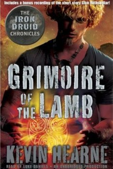 The Grimoire of the Lamb cover novella by Kevin Hearne