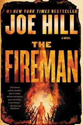 cover image of The Fireman by Joe Hill