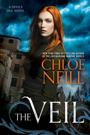 The Veil by Chloe Neil book cover