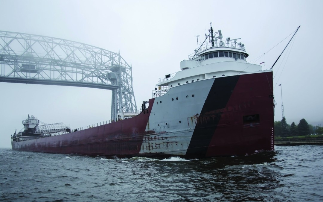 Battling Biocorrosion in Duluth-Superior Harbor