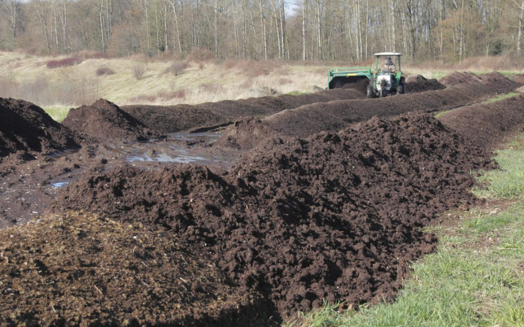 Is PFAS a Problem in Municipal Compost?