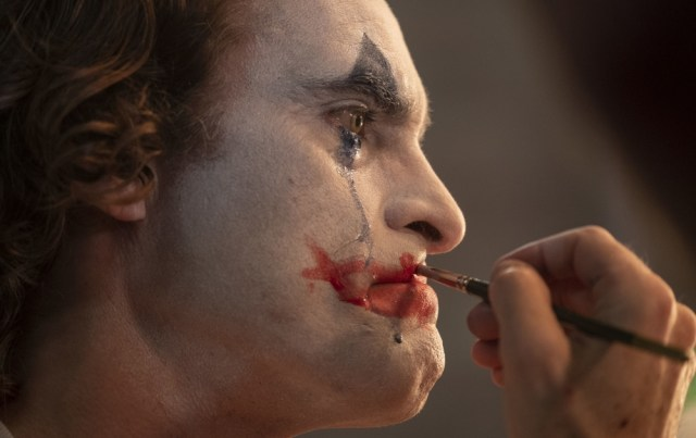 'A little bitty tear let me down, spoiled my act as a clown. Guess I'll just dabble in anarchy and nihilism then.' - Warner Bros