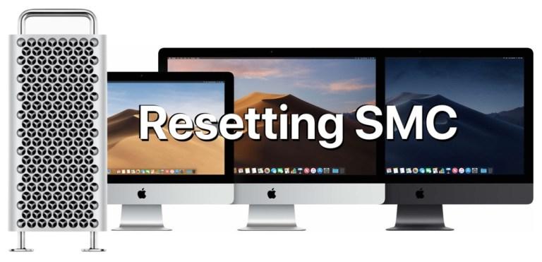 Как сбросить SMC на новых iMac, Mac Mini, iMac Pro и Mac Pro с чипом T2
