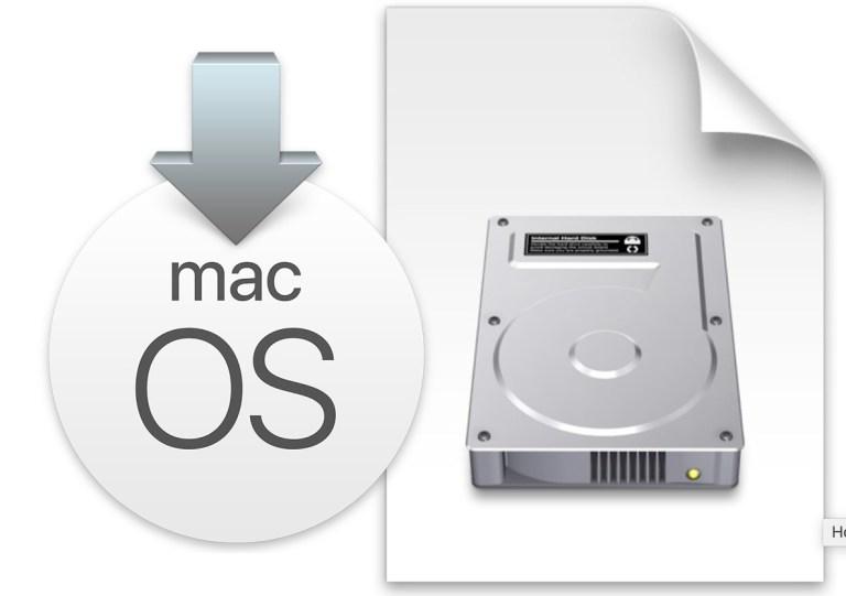 Как преобразовать установщик MacOS в ISO