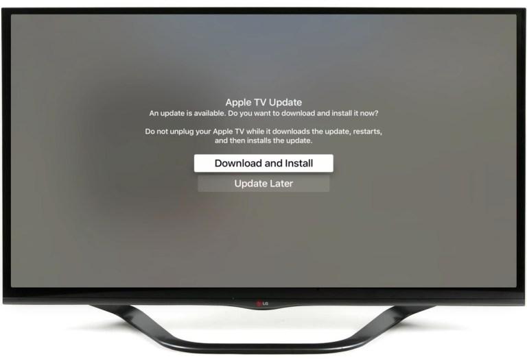 Доступно обновление программного обеспечения tvOS 9.0.1 для нового Apple TV