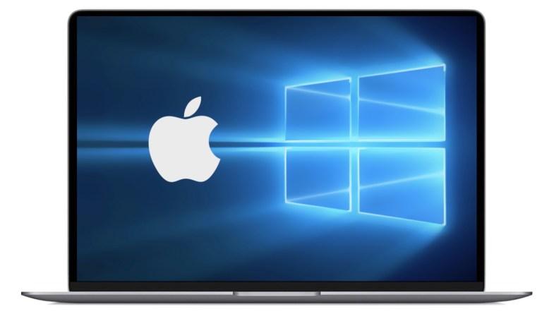 Как установить Windows 10 на Mac с помощью Boot Camp