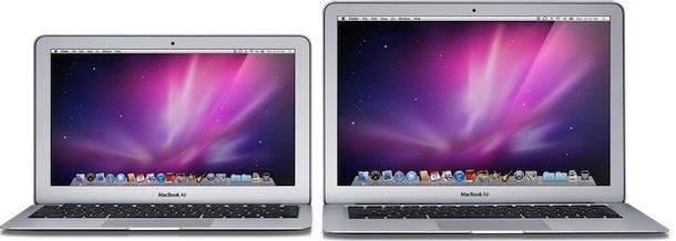 Почему на новом MacBook Air не появилась черная рамка экрана?