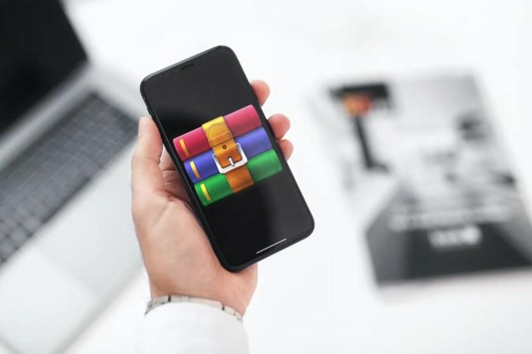 Как открыть и извлечь файлы RAR на iPhone и iPad