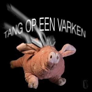 tang op een varken
