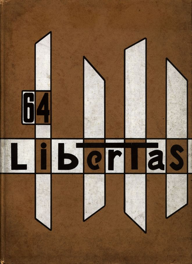 Libertas yearbook for 1964