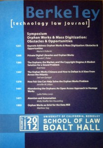 Symposium Issue