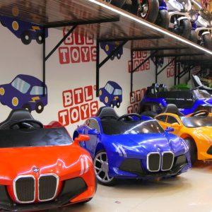 Bugatti Kids Car