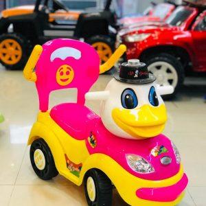 Mini Duck Push Car