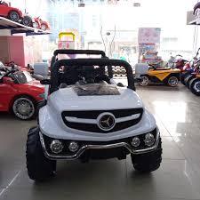 Mercedes Cheetah Jeep