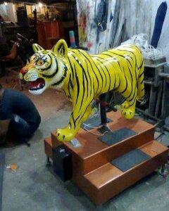 Tiger Token Toys