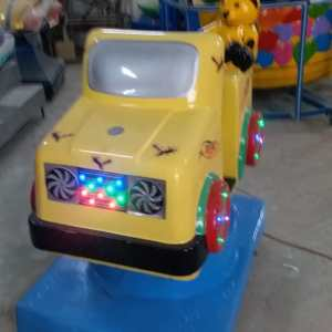 Teddy Bear Car Token Toys