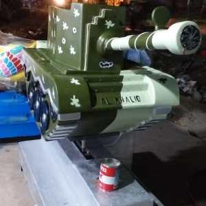 Tank Token Toys Jhoola