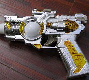 Light & Music Gun