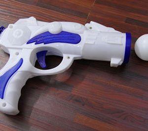 2 Guns with 3 Balls