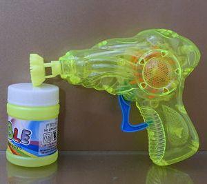 Bubble Gun with Bottle