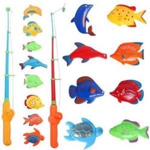 Fishing Game Card