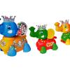 3 Elephant Having A Walk Toy For Kids