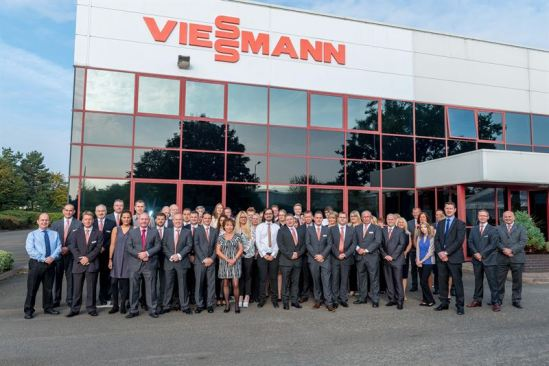 Viessmann Vitodens 100-w Review, staff and head office