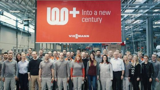 Viessmann Vitodens 100-w Review, Viessmann HQ
