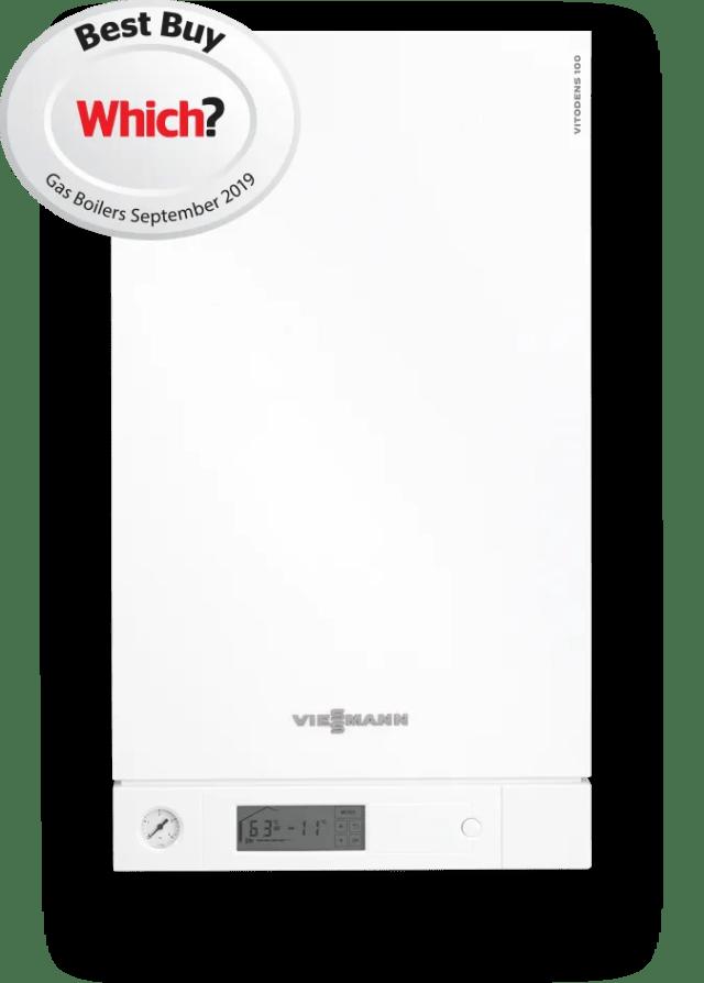 Vitodens 100-W Boiler