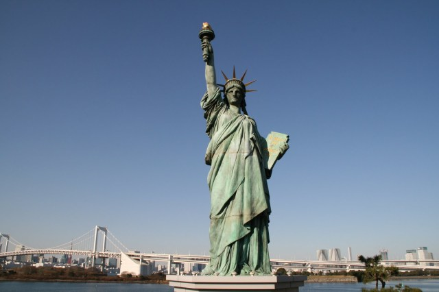 Documentaire : L'Histoire De La Statue De La Liberté, L'Emblème De New York