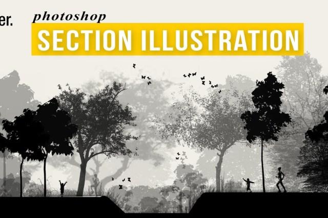 Tuts photoshop architecture in www.btp-cours.com