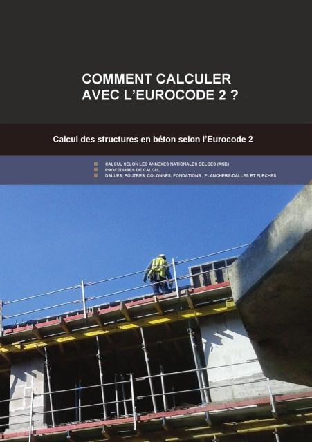 Calcul des structures en béton selon l'Eurocode 2