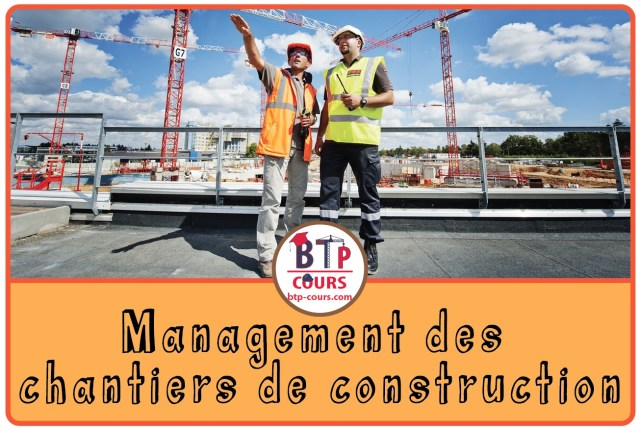 installation de chantier