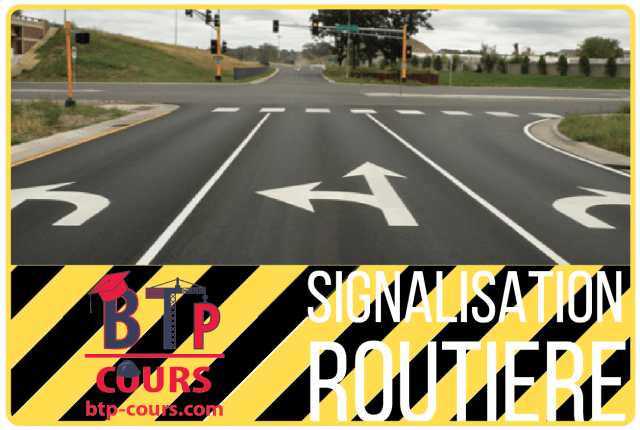 SIGNALISATION ROUTIERE