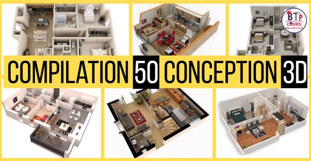 plan de conception 3D