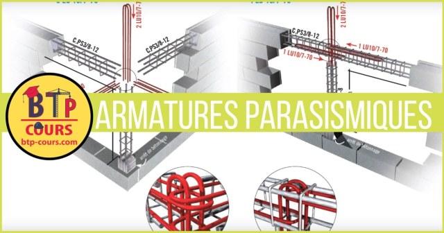 Parasismiques Armatures