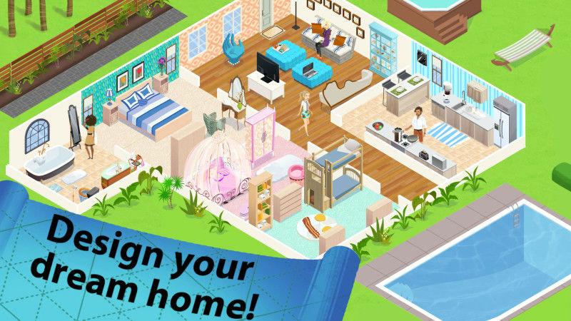 Home Design Story – Storm 8 - jeux d'architecture