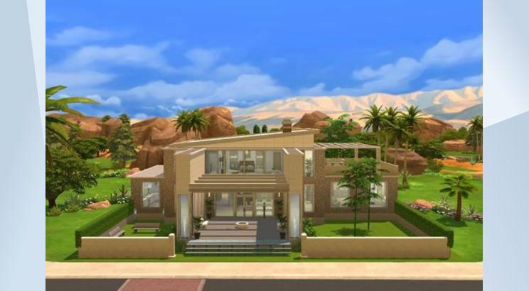 The Sims - jeux d'architecture